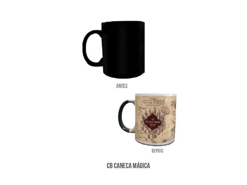 Caneca Mágica CB CANECA MÁGICA