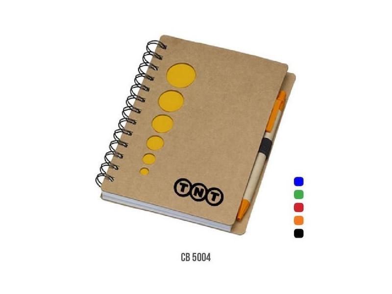 Caderno de Anotações CB 5004