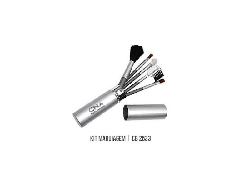 Kit Maquiagem CB 2533